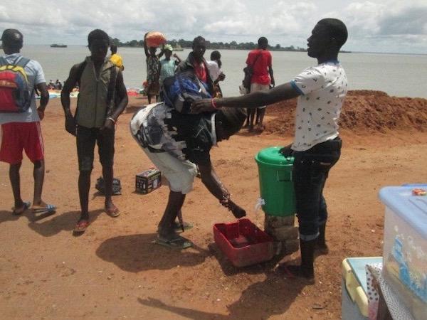 Prevenção de Ebola