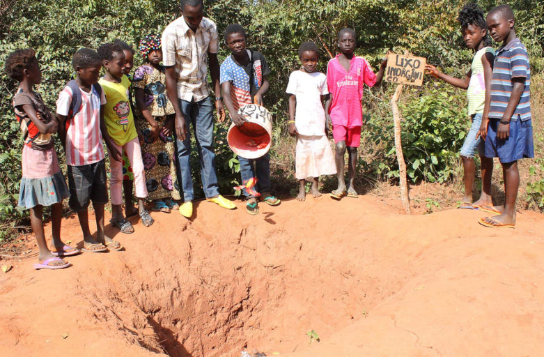Life-Changing Experiences in a Farming Community