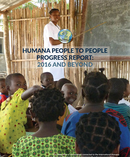 The Humana People to People Progress Report: 2016 and beyond