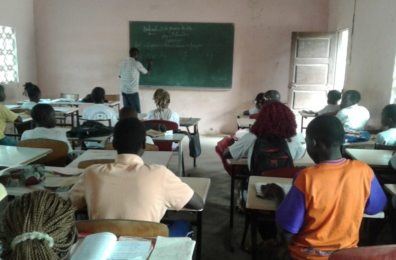 Adult Literacy Courses at the Farmers' Clubs
