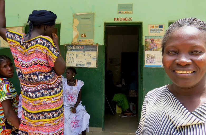 Bissorã Hospital improves its services thanks to Danish Relief Group donation