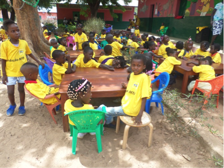 New furniture and toys at Preschool Caberná