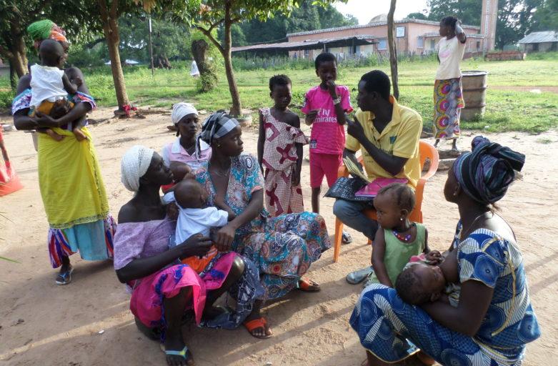 Fortificação da Saúde e Prevenção de Epidemias